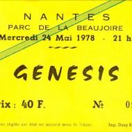 Genesis à Nantes